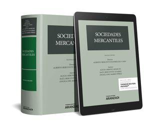 SOCIEDADES MERCANTILES (PAPEL + E-BOOK)