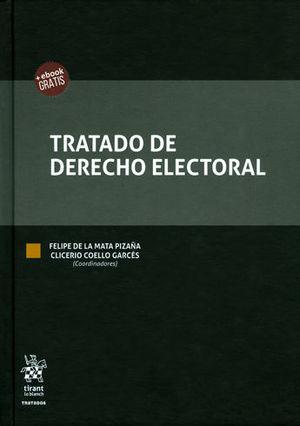 TRATADO DE DERECHO ELECTORAL +EBOOK GRATIS