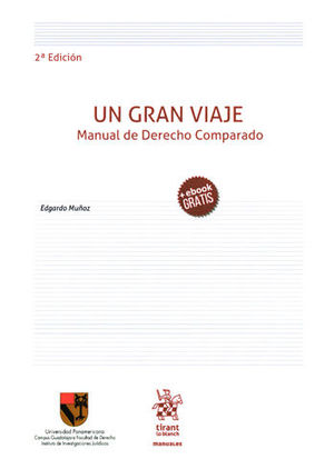 UN GRAN VIAJE. MANUAL DE DERECHO COMPARADO. 2ª EDICIÓN