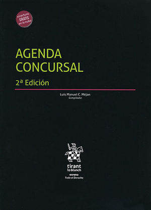AGENDA CONCURSAL (SEGUNDA EDICION )