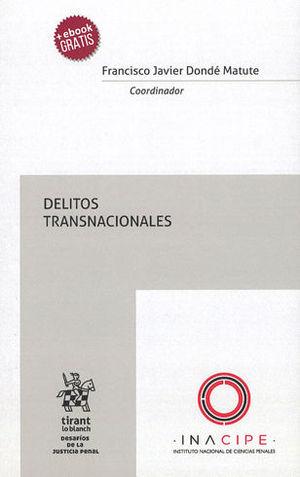 DELITOS TRANSNACIONALES