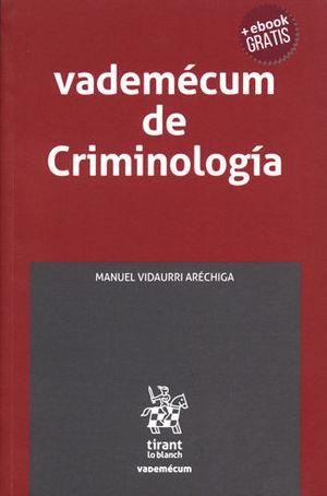 VADEMÉCUM DE CRIMINOLOGÍA