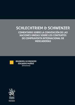 SCHLECHTRIEM & SCHWENZER (TRES TOMOS)