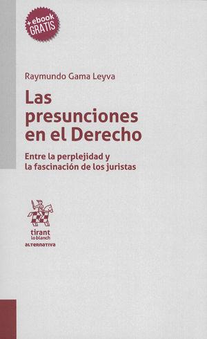 PRESUNCIONES EN EL DERECHO, LAS