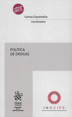 POLÍTICA DE DROGAS