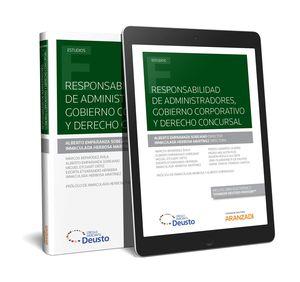 RESPONSABILIDAD DE ADMINISTRADORES, GOBIERNO CORPORATIVO Y DERECHO CONCURSAL (PA