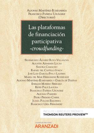 PLATAFORMAS DE FINANCIACIÓN PARTICIPATIVA -CROWDFUNDING-, LAS (PAPEL + E-BOOK)