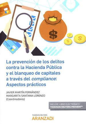 PREVENCIÓN DE LOS DELITOS CONTRA LA HACIENDA PÚBLICA Y EL BLANQUEO DE CAPITALES