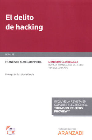 DELITO DE HACKING, EL (PAPEL + E-BOOK)