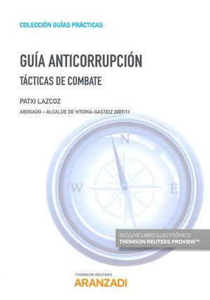 GUÍA ANTICORRUPCIÓN (PAPEL + E-BOOK)