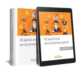 EL JUICIO ORAL EN EL PROCESO PENAL (PAPEL + E-BOOK)