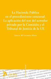 HACIENDA PÚBLICA EN EL PROCEDIMIENTO CONCURSAL.