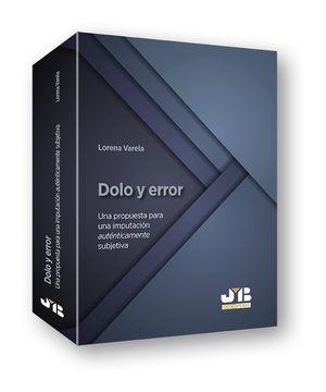 DOLO Y ERROR