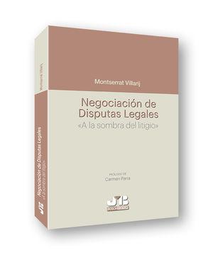 NEGOCIACIÓN DE DISPUTAS LEGALES