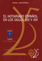 NOTARIADO ESPAÑOL EN LOS SIGLOS XIII Y XIV