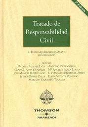 TRATADO DE RESPONSABILIDAD CIVIL