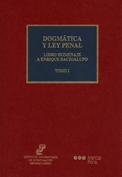 DOGMÁTICA Y LEY PENAL 2 TOMOS