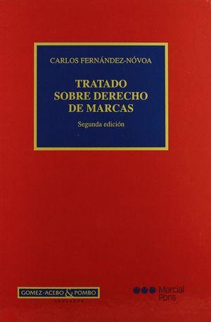 TRATADO SOBRE DERECHO DE MARCAS