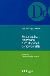 SECTOR PÚBLICO EMPRESARIAL E INSTITUCIONES PARACONCURSALES