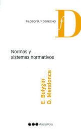 NORMAS Y SISTEMAS NORMATIVOS