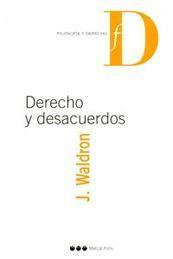 DERECHO Y DESACUERDOS