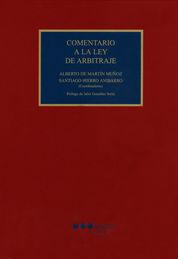 COMENTARIO A LA LEY DE ARBITRAJE
