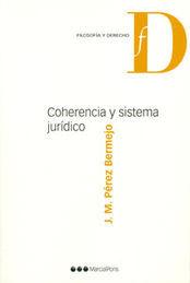 COHERENCIA Y SISTEMA JURÍDICO
