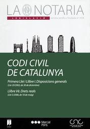 CÓDIGO CIVIL DE CATALUÑA