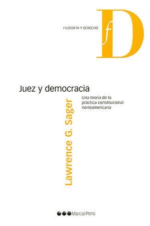 JUEZ Y DEMOCRACIA