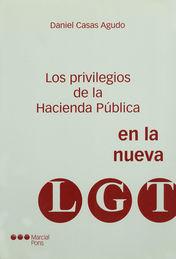 PRIVILEGIOS DE LA HACIENDA PÚBLICA EN LA NUEVA LEY GENERAL TRIBUTARIA, LOS
