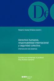 DERECHOS HUMANOS, RESPONSABILIDAD INTERNACIONAL Y SEGURIDAD COLECTIVA : INTERSECCIÓN DE SISTEMAS
