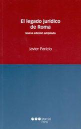 LEGADO JURÍDICO DE ROMA EL