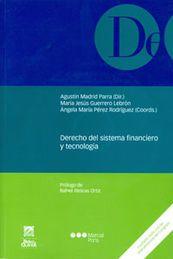 DERECHO DEL SISTEMA FINANCIERO Y TECNOLOGÍA