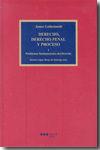 DERECHO, DERECHO PENAL Y PROCESO. TOMO I.