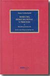 DERECHO, DERECHO PENAL Y PROCESO. TOMO II.