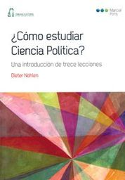 COMO ESTUDIAR CIENCIA POLÍTICA?