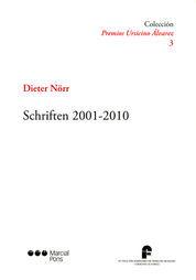 SCHRIFTEN 2001-2010