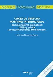 CURSO DE DERECHO MARÍTIMO INTERNACIONAL