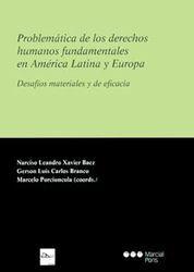 PROBLEMÁTICA DE LOS DERECHOS HUMANOS FUNDAMENTALES EN AMÉRICA LATINA Y EUROPA