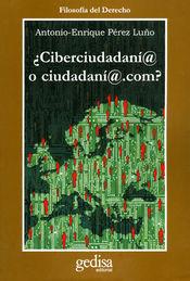 CIBERCIUDADANIA O CIUDADANIA. COM