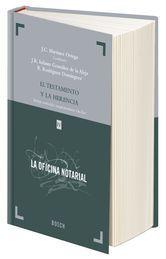 TESTAMENTO Y LA HERENCIA, EL