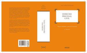 DERECHO PROCESAL CIVIL (2.ª EDICIÓN)