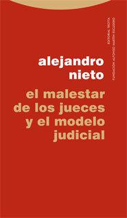MALESTAR DE LOS JUECES, EL