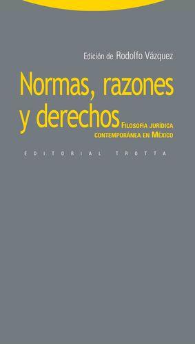 NORMAS, RAZONES Y DERECHOS