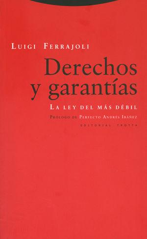 DERECHOS Y GARANTÍAS. OCTAVA EDICIÓN