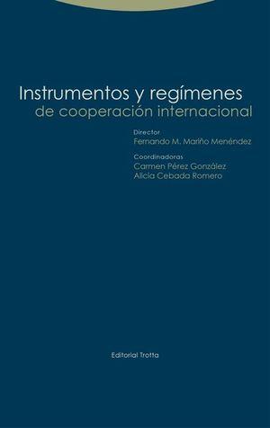 INSTRUMENTOS Y REGÍMENES DE COOPERACIÓN INTERNACIONAL (SEGUNDA EDICIÓN)