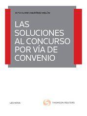 SOLUCIONES AL CONCURSO POR VÍA DEL CONVENIO, LAS