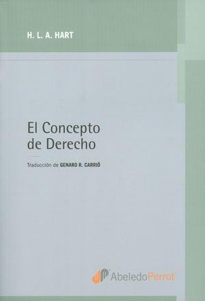 CONCEPTO DE DERECHO, EL