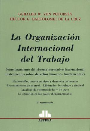 ORGANIZACION INTERNACIONAL DEL TRABAJO LA