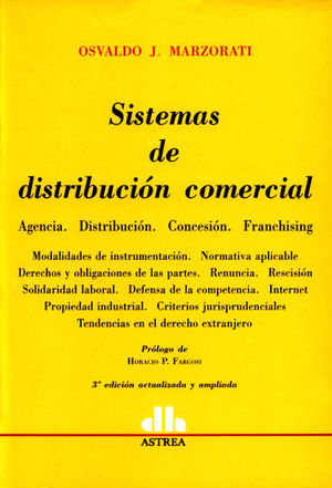 SISTEMAS DE DISTRIBUCIÓN COMERCIAL